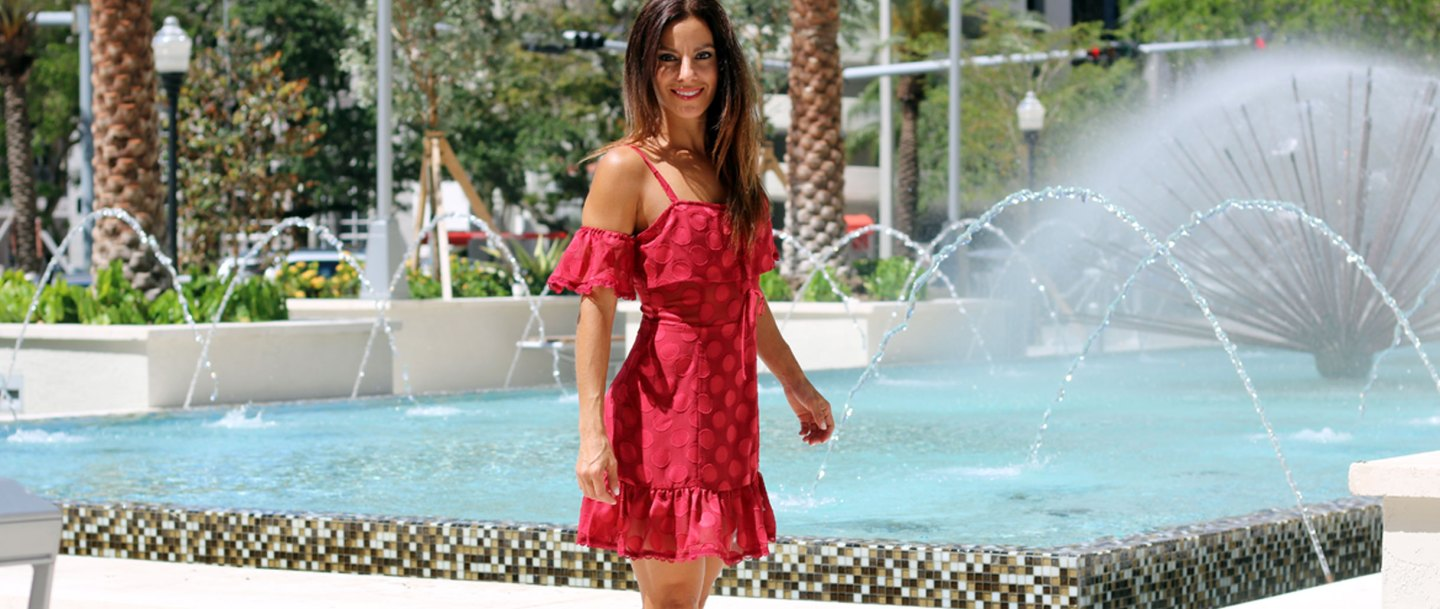 Red Brinley Dress is Must Have for This Spring Season