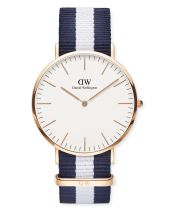 Father's Day Daniel Wellington 40mm Cambridge Glasgow Watch