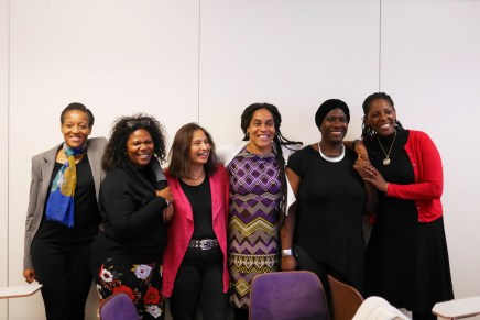 Sisterhood, Solidarity & Self Empowerment for Women of Colour in Academia.