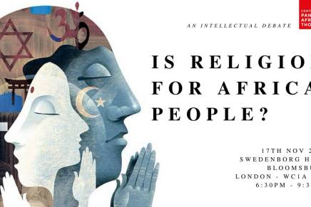 Is Religion African for People?