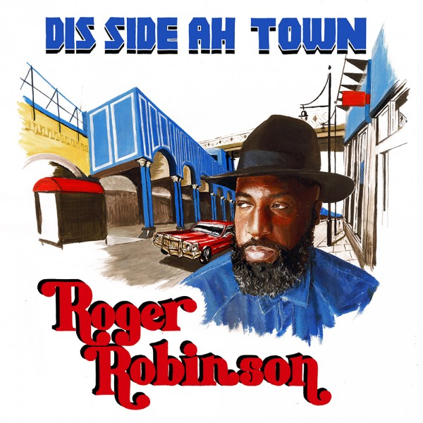 dis-side-of-town-album-cover