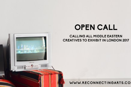 Open Call: Middle Eastern Artists