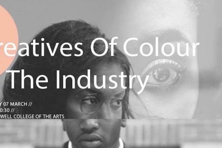 Shades of Noir Panel talk: Creatives of Colour in the Industry