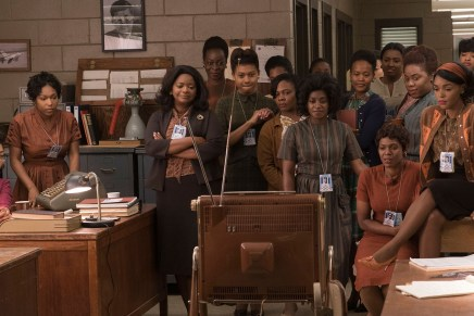 Reflecting On: Hidden Figures