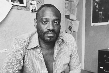 Remembering Darcus Howe.