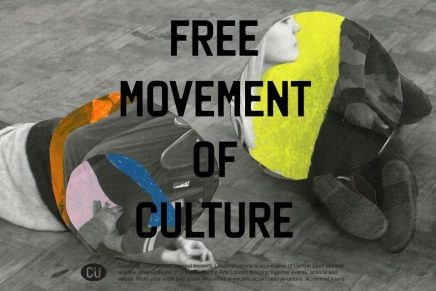 Creative Unions: Free Movement of Culture – Registration now open!