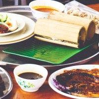 Nasi dalam buluh @ Nasi Bamboo Sg Klah