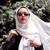 Shawl photography Nusra Asia