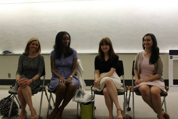 HC Drexel Women In Journalism