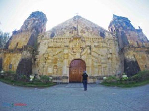 Miag-ao Church.