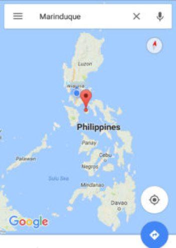 Marinduque Google Map