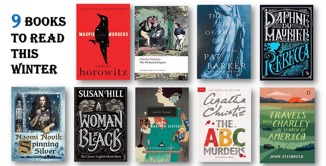 9 Books to Read this Winter
