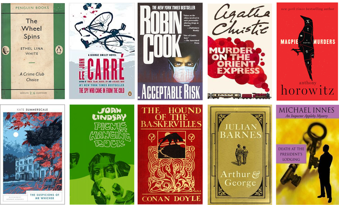 10 Mystery Novels Everyone Must Read