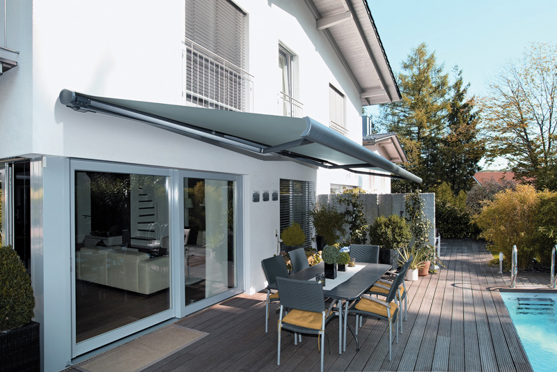Full Cassette Retractable Awnings Melbourne Shadewell