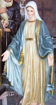 Image of Our Lady of Grace statue found on Google.