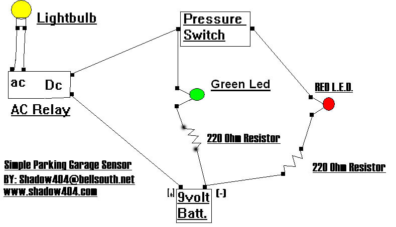 Project: Garage Door Sensor