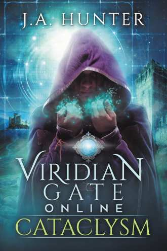 Viridian Gate Cover