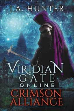 Viridian Gate Crimson Alliance Cover