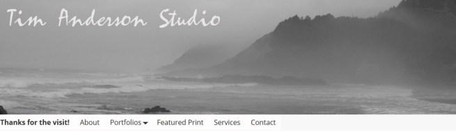 Tim Anderson Studio