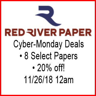 Red River Paper Cyber-Monday Deals