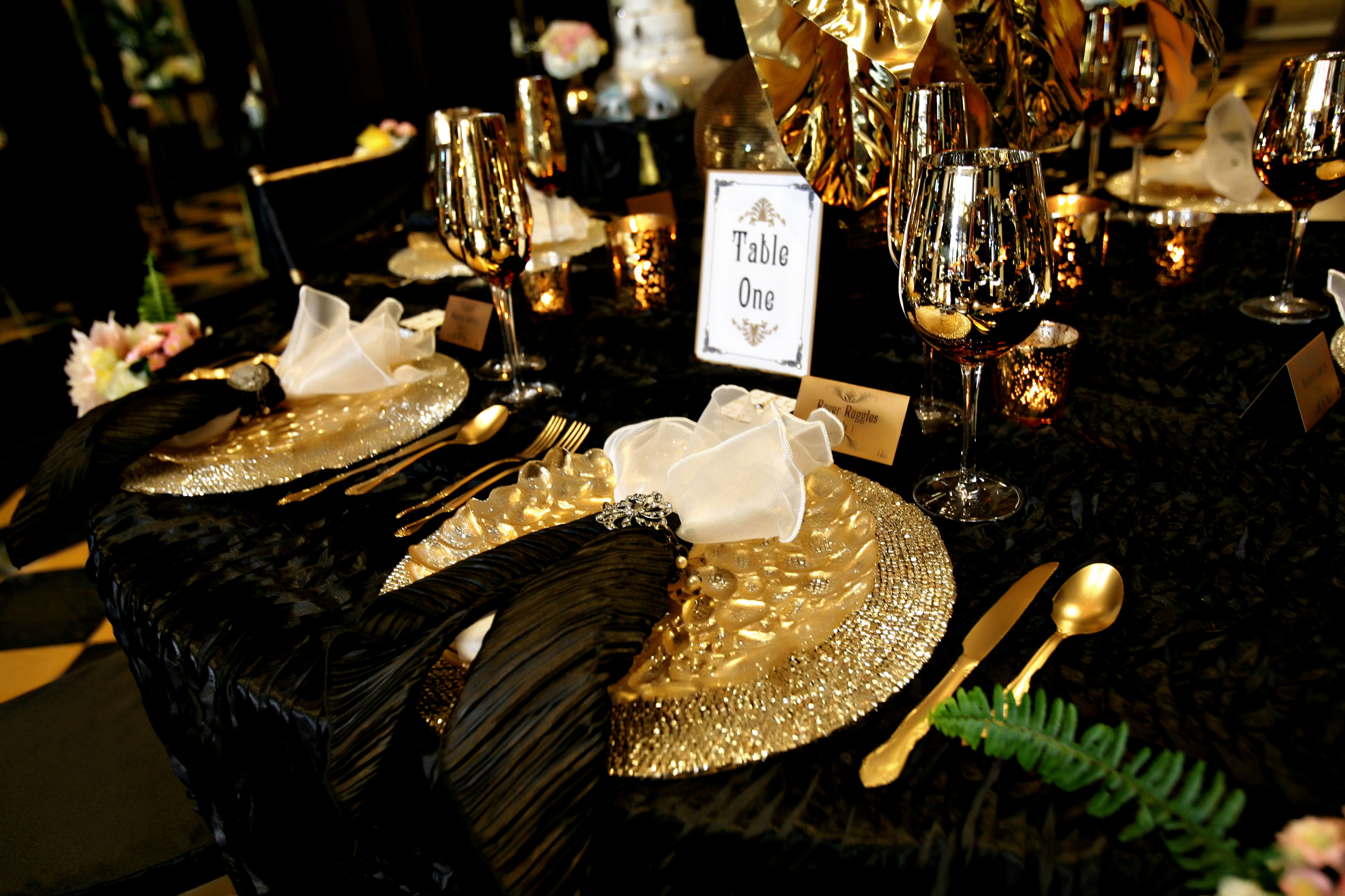 Our Great Gatsby Inspired Styled Shoot For San Diego Style