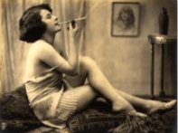Boudoir Photography- a photo history from Jennie Harlow (2/6)