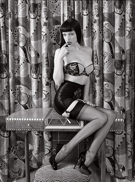 Boudoir Photography a photo history from Jennie Harlow
