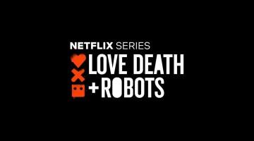 LOVE DEATH ROBOTS | Official Trailer