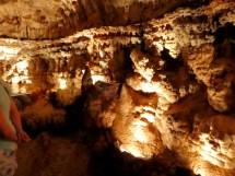 """Onyx """"grapes"""" in the Meramec Caverns """"Wine Room"""""""
