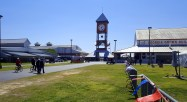 The center of it all - The Clock Tower