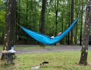 Nicole's hammock