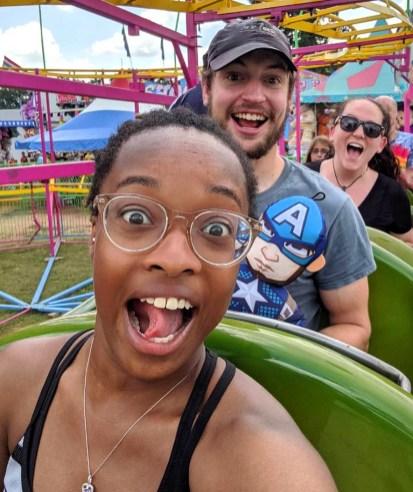 Nicole, Alex, & Lena