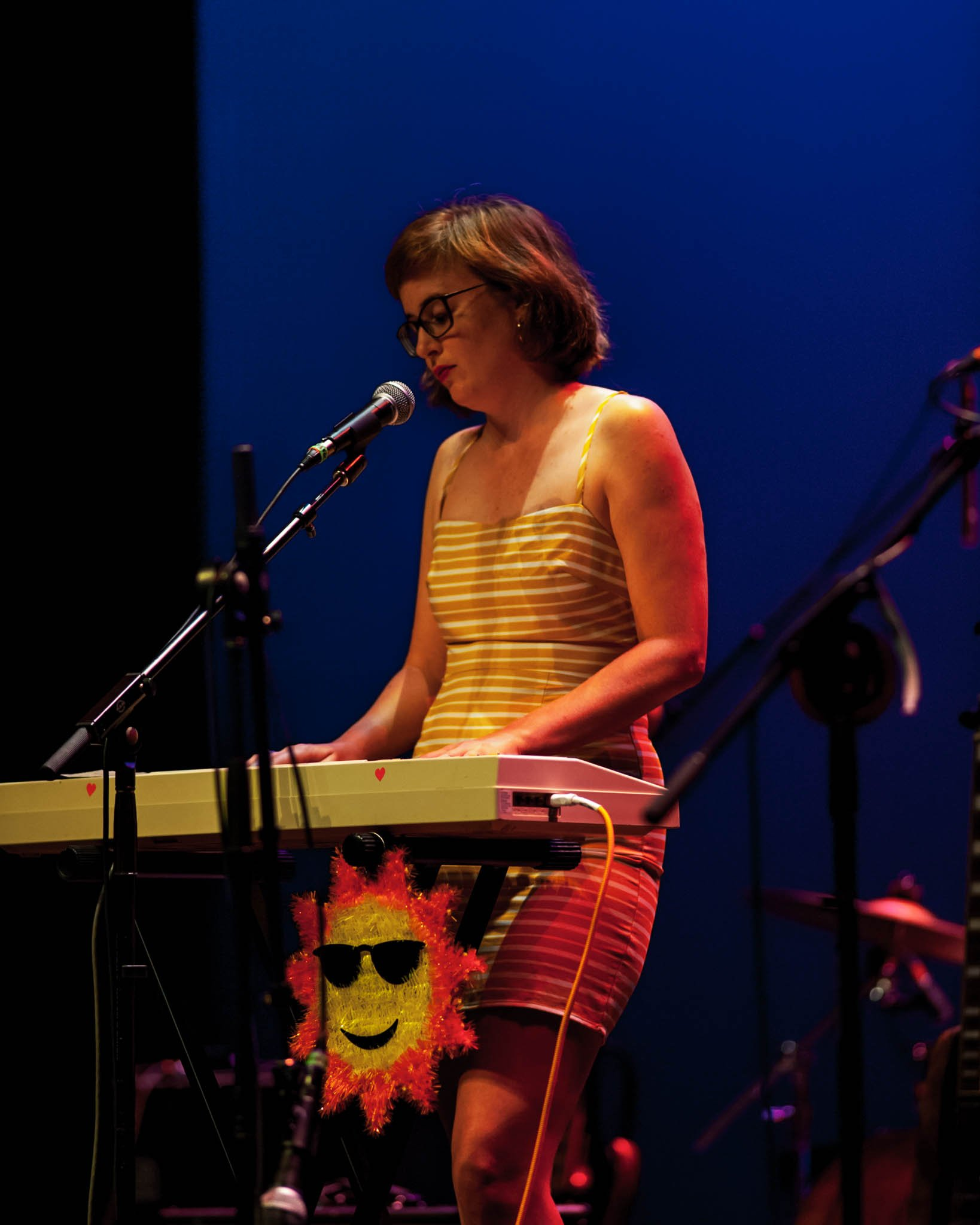 Hot Tang playing at The Englert Theatre in Iowa City
