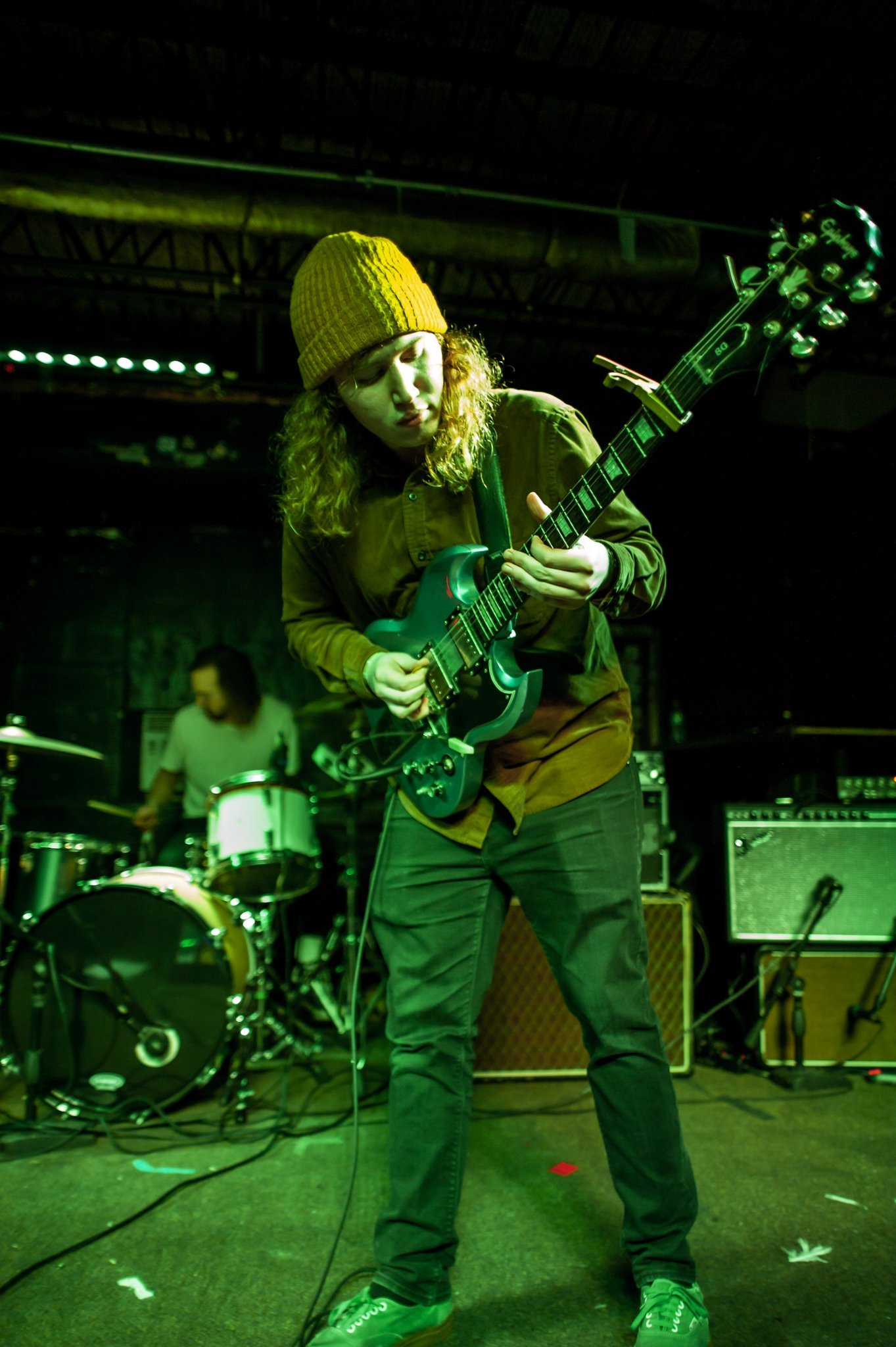 Panther Ray at Gabe's Iowa City