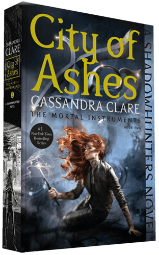 The Mortal Instruments City Of Ashes : mortal, instruments, ashes, Ashes, Shadowhunters