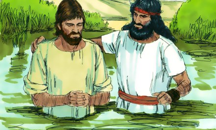 John The Baptist – Humility