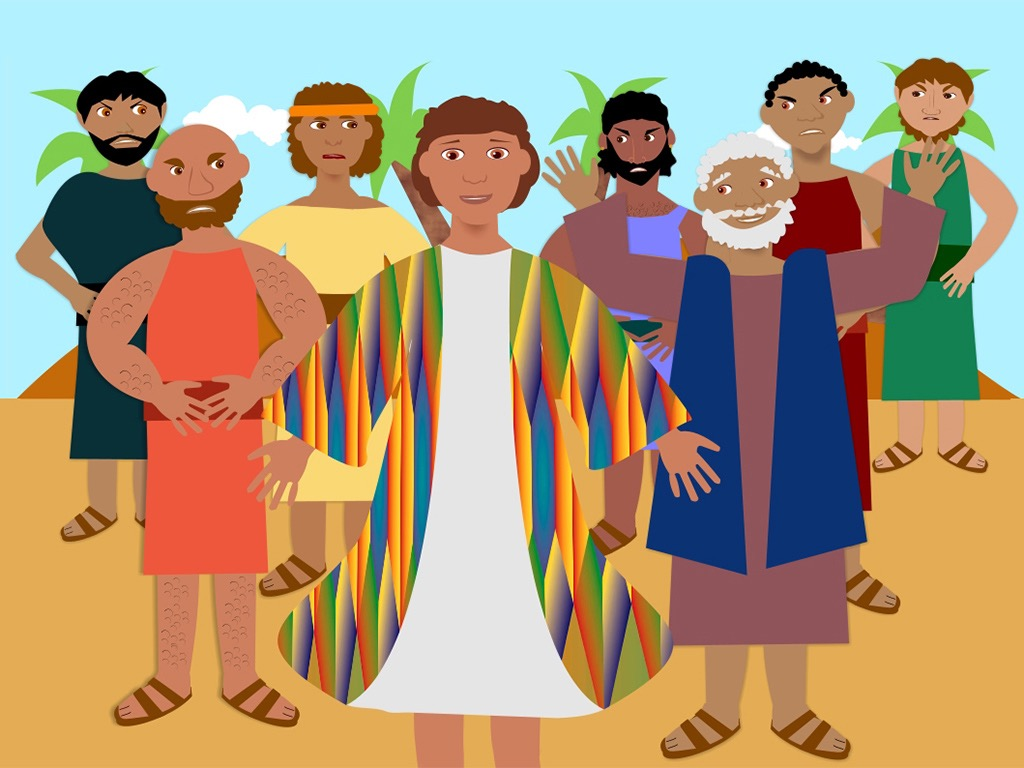 Joseph Man Of Character And Integrity Bible Lesson For Children