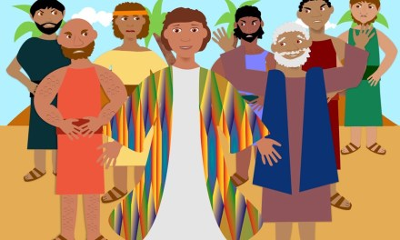 Joseph – A Man Of Integrity