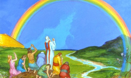 Noah and the Ark – God Shows Us His Promise