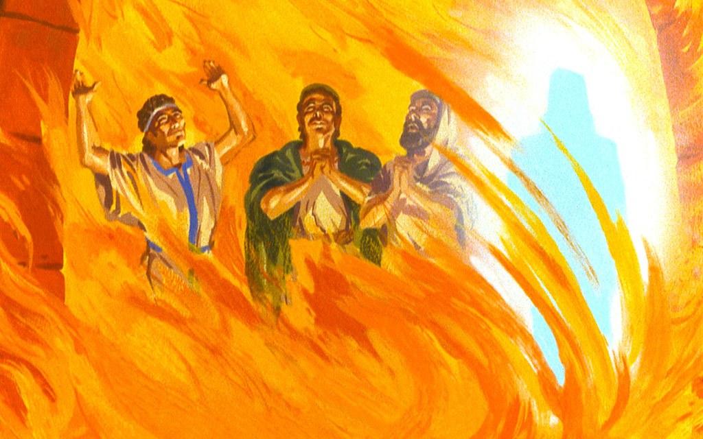 Extreme Savior! Jesus Has Extreme Power: The Fiery Furnace