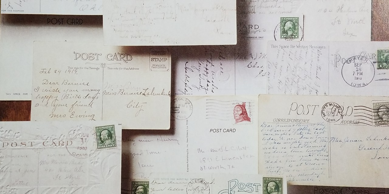 I Am a Letter, Written by Christ!
