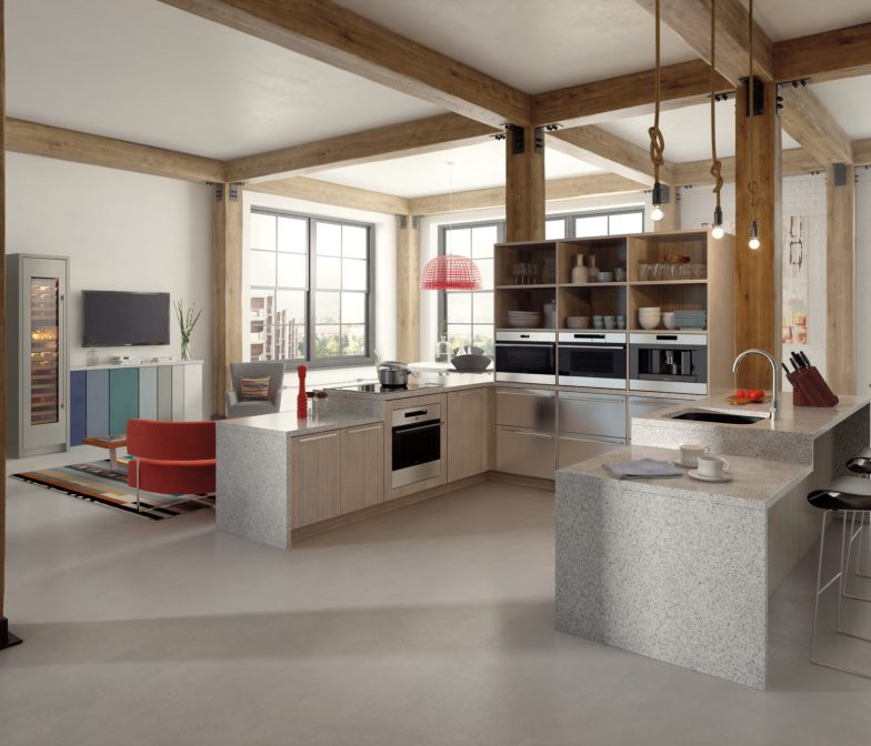 CGI Kitchen