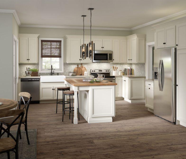 natural CGI kitchen