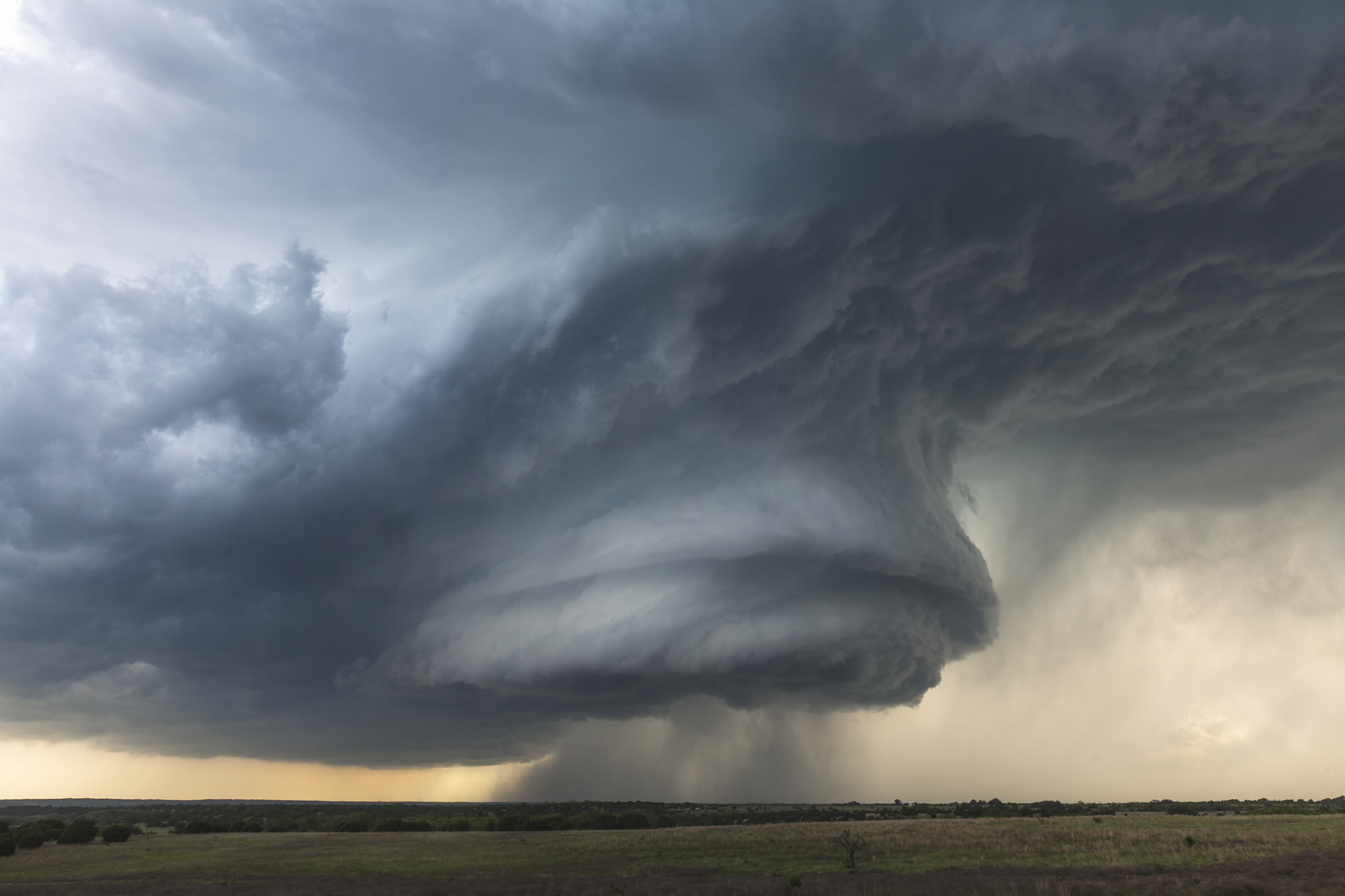 Over Easy Tornadoes And Supercell Thunderstorms