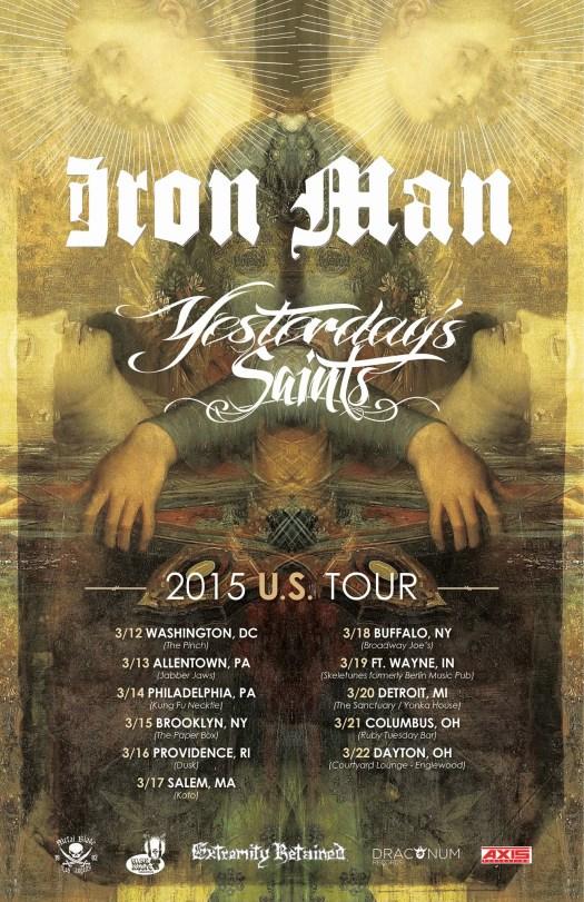 Iron Man Yesterday Saints US 2015
