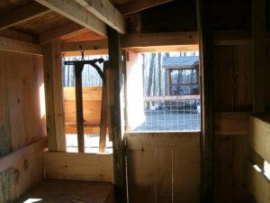 shady oak and sassafras goat barn milk stand