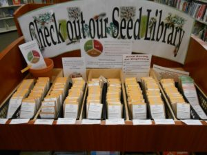 seed saving library