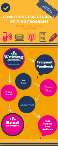 Conditions for writing