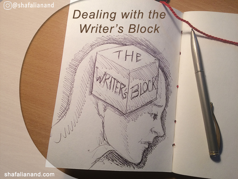 Writer's Block - How to Deal with it