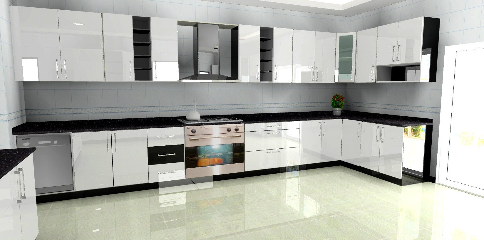 Buy New Kitchen Cabinet Doors